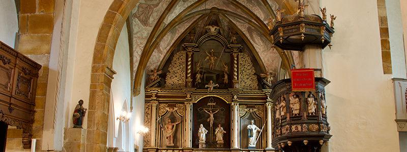 Altar in der Klosterkirche