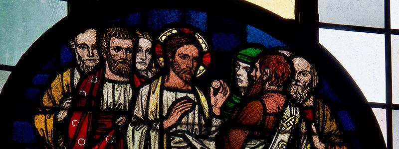 Ornamentfenster in der Klosterkirche